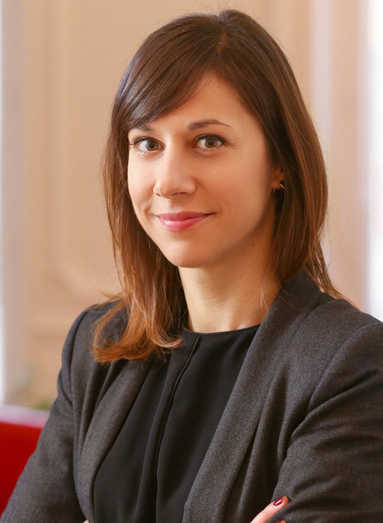 Anna-Léa Marginean du cabinet Bazin & Cazelles