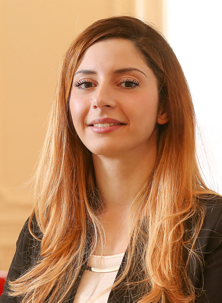 Myriam Bengana du cabinet Bazin & Cazelles