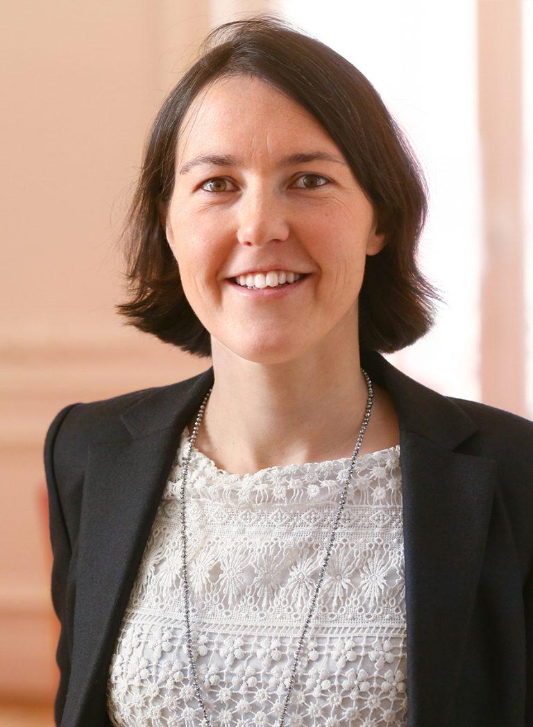 Muriel Cazelles du cabinet Bazin & Cazelles